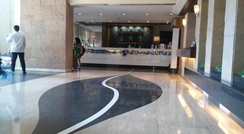 Lobby Antel SPA Residences Unit 17N