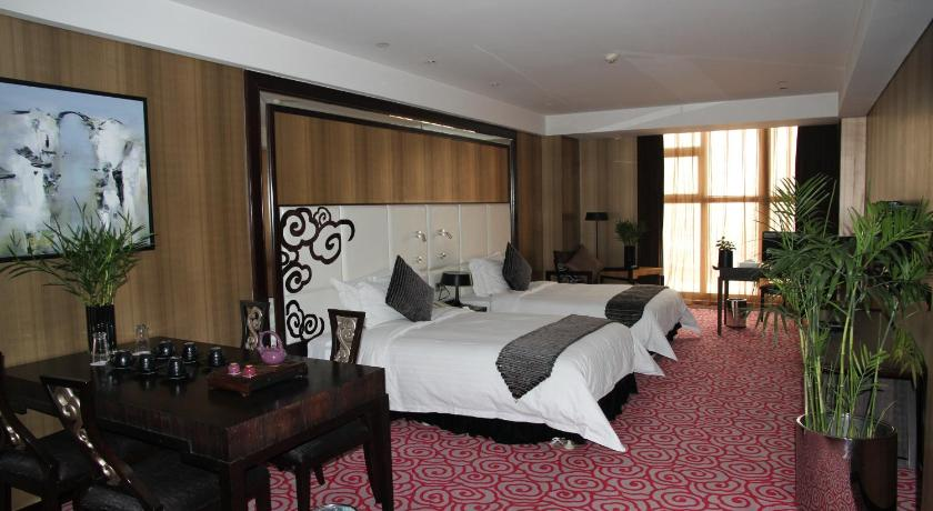 More about Christine Hotel Baotou