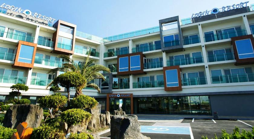 Exterior view Jeju Login Resort