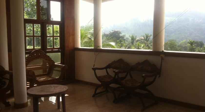 Balcony/terrace holiday home in badulla