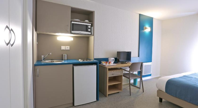 Apartament Studio (1 adult) Apparteo Marseille