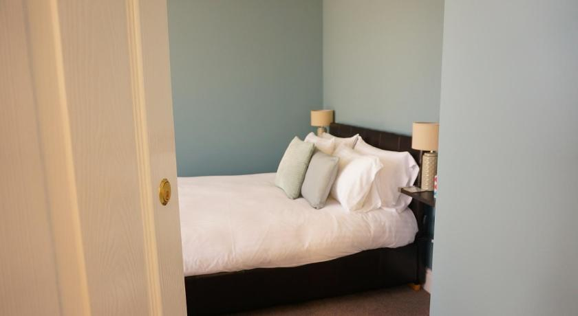 Deluxe Double Room with Sea View shoreside inn
