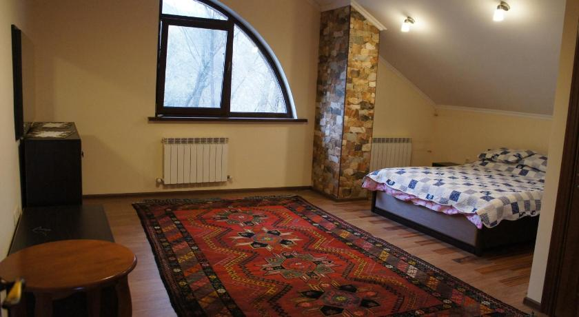 Spa Guest House on Nauryzbai Batyra 18