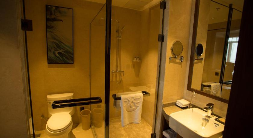 Small Double Room Dexin Henglong Hotel