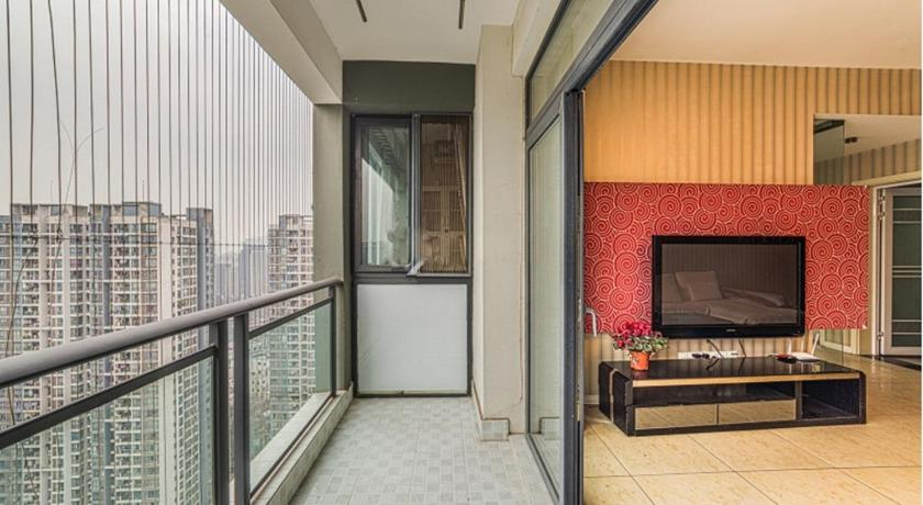 Two-Bedroom Apartment Near Sanxia Square Comfortable Two-Bedroom Apartment