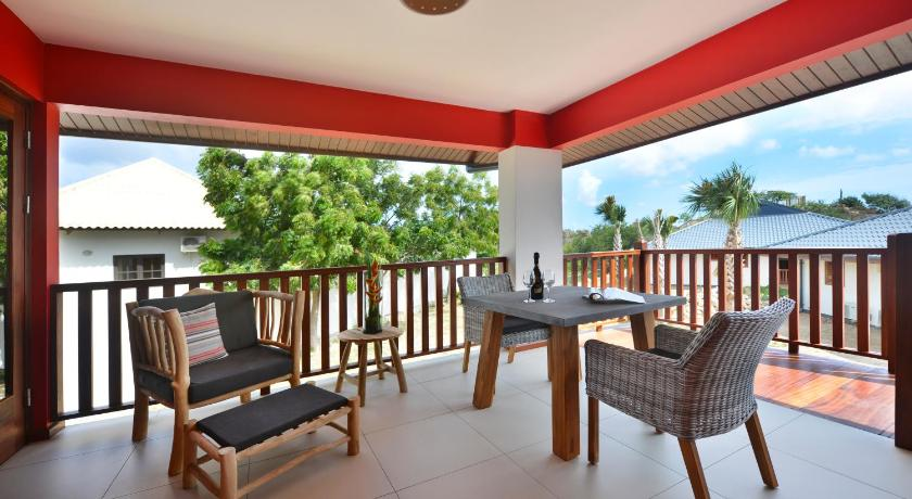 Apartment with Balcony - Balcony/terrace Morena Resort