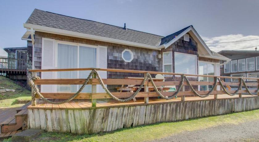 Second Tide - Oceanview Cottage
