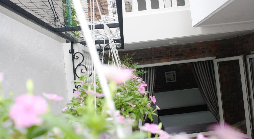 Double Room with Garden View - Garden Loan Kim Homestay