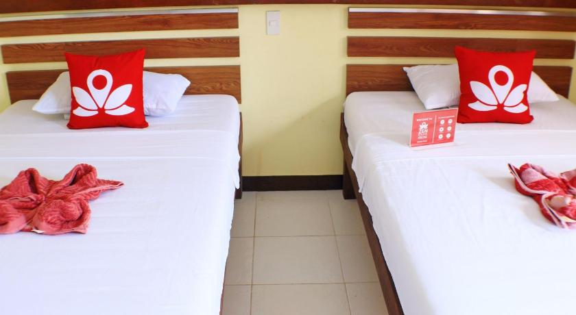 Standard Double or Twin Room - Guestroom ZEN Rooms Greenfields Inn Bohol