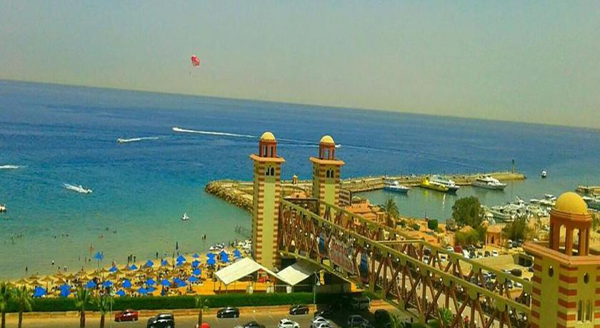 Chalet de 2 Habitaciones - playa Two-Bedroom Chalet in Porto Sokhna(Families Only)