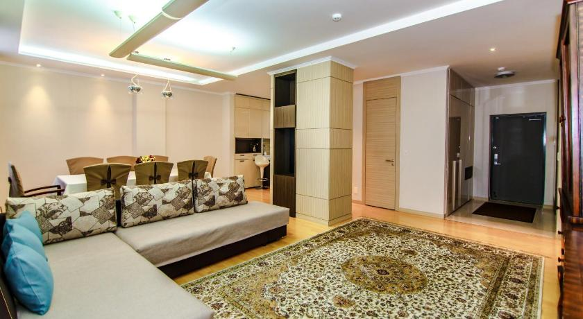 See all 24 photos Apartments Highvill on Akhmet Baitursynuly 1