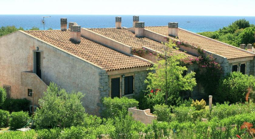 Vedere exterior Holiday home Trilocale Turchese