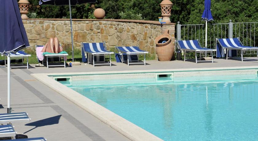Swimming pool Apartment Ginestra