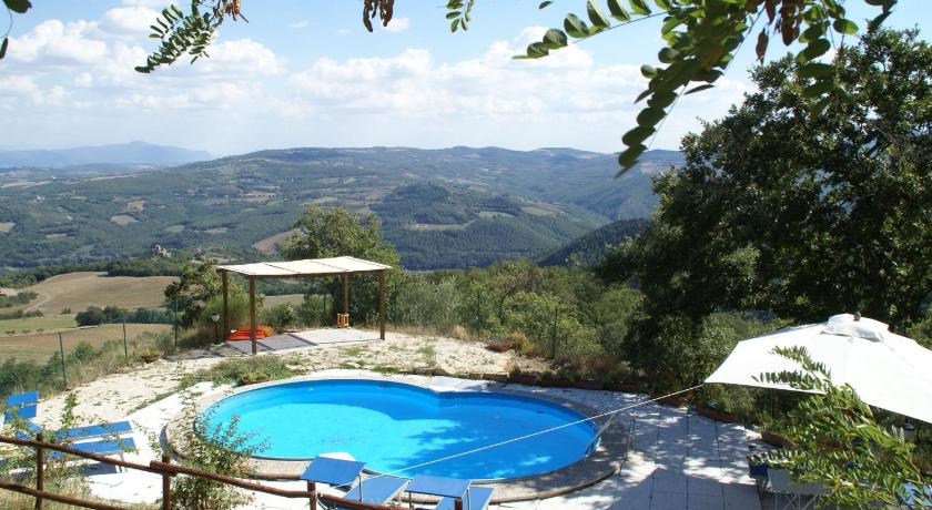 Swimming pool Villa La Selva