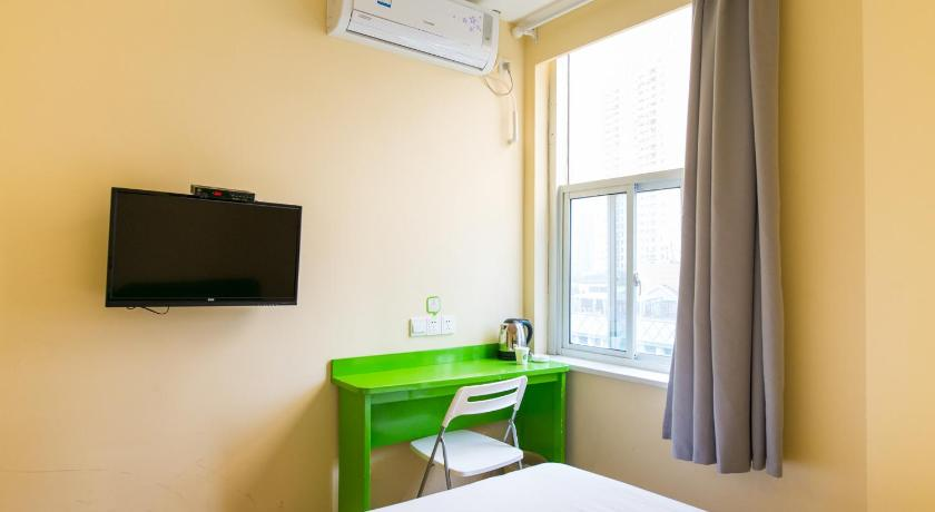 Mainland Chinese Citizens - Double Room Hi Inn Shanghai Pudong International Airport Chenyang Road