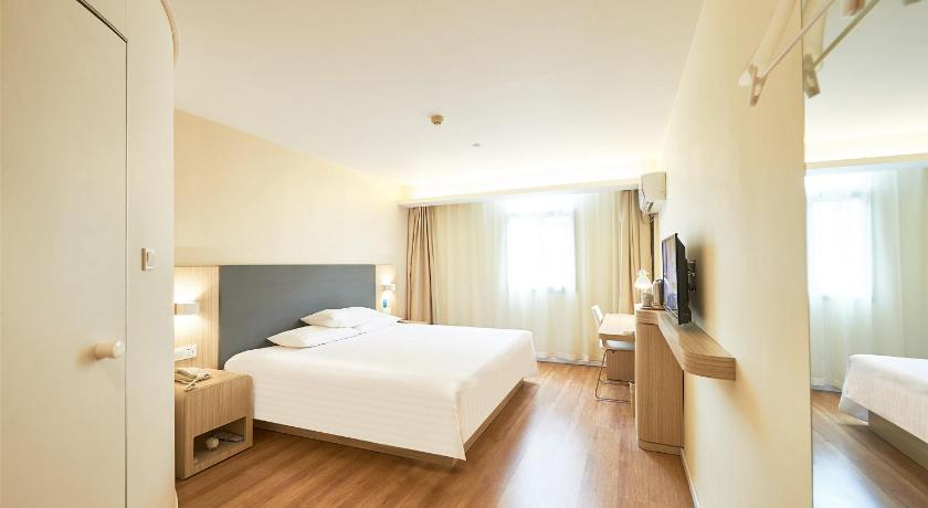 Mainland Chinese Citizens - Double Room Hanting Hotel Tianjin Railway Station