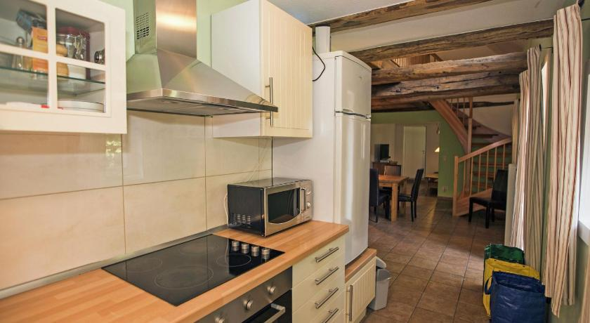 Stall Keukens Duitsland : Ferienhaus alter stall badbergen bedandbreakfast eu