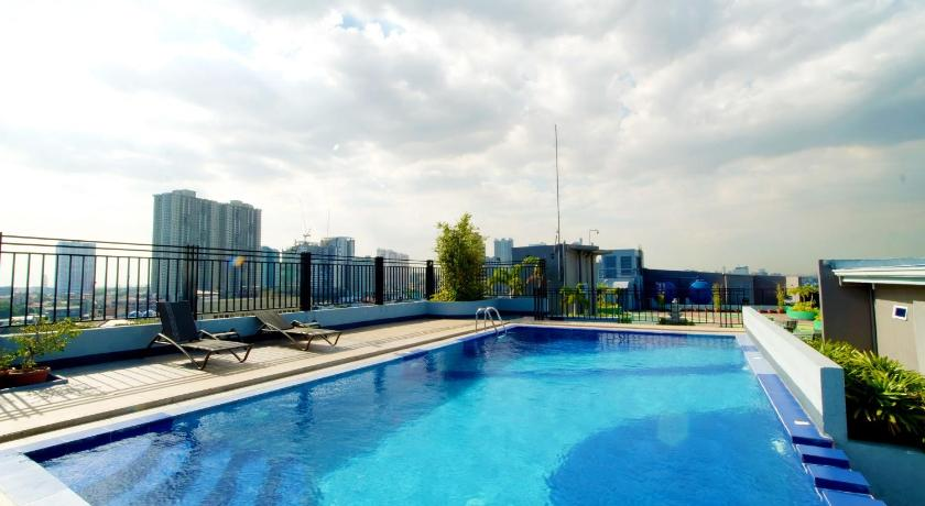 Swimming pool ZEN Rooms Gil Puyat Avenue