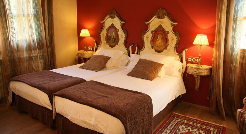 habitaciones con cama dosel en Huesca  Imagen 30