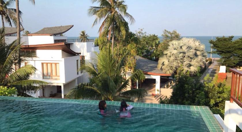 παραλία Pranburi Pool Villa Beach House