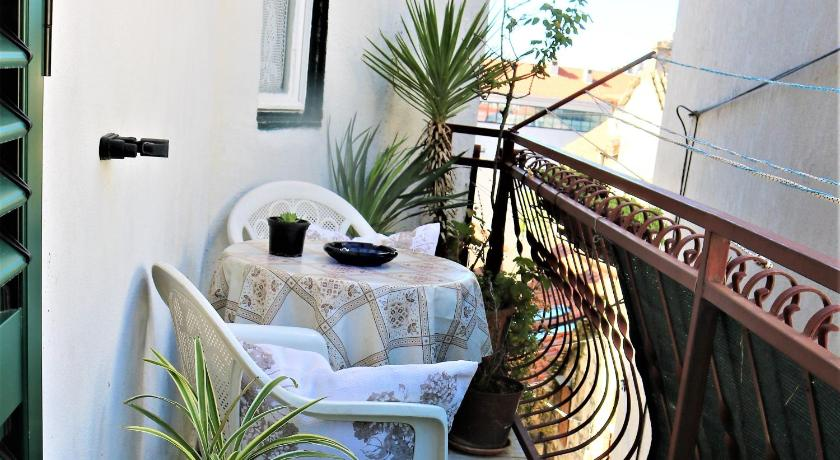 Balcony/terrace Soul Apartment in Center