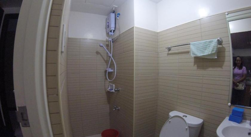 Bathroom Condo Unit - Moldex Residences