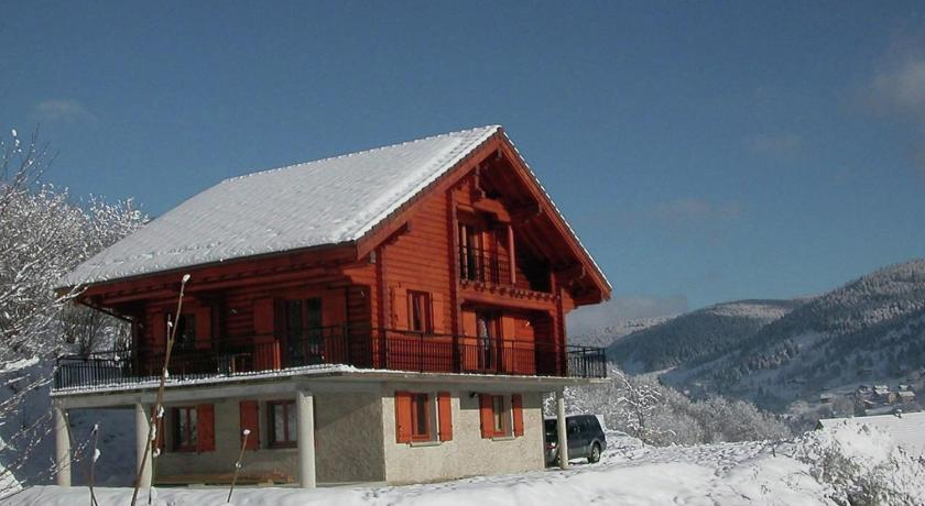 Chalet Chalet Rondins
