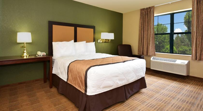 Bed Extended Stay America - Washington, D.C. - Landover