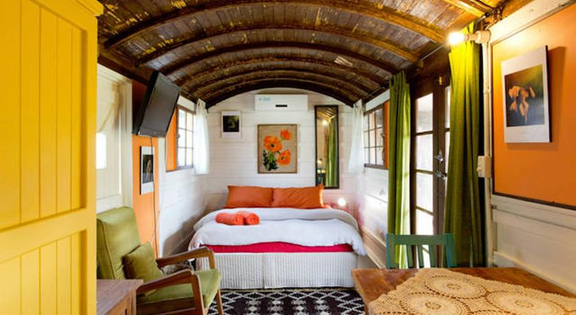 Funky Railway Carriage Guest House