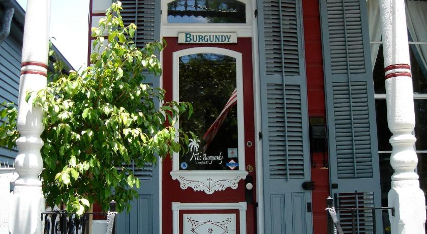 The Burgundy Bed and Breakfast 2513 Burgundy Street New Orleans