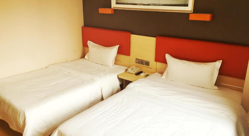 Standard Twin Room 7days Plus Hohhot Zhongshan Road Branch