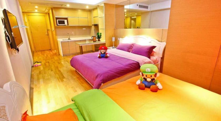 See all 30 photos Xi'an Mario Boutique Hotel Apartment Zhonglou South Gate Ancient City Wall