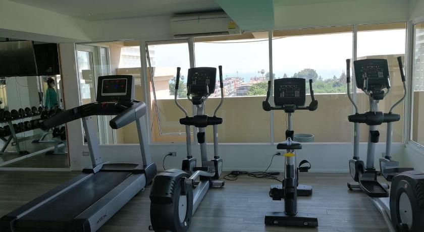 Fitness center Atlantis Condo Resort Natali