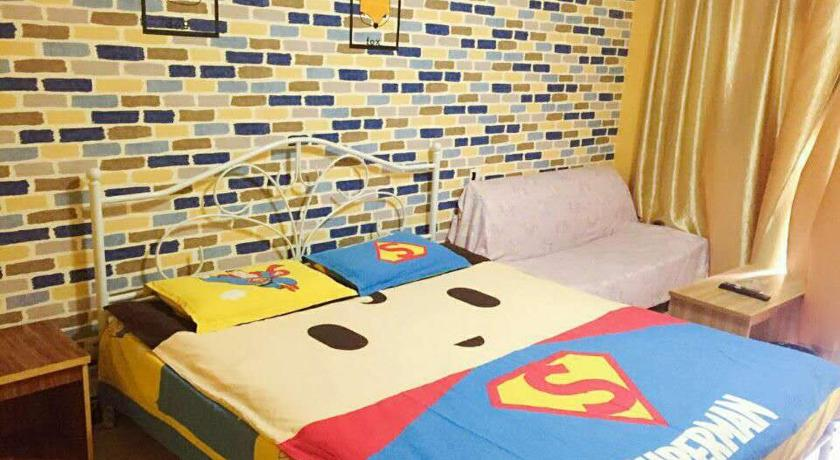 Xi'an Strawberry Apartment