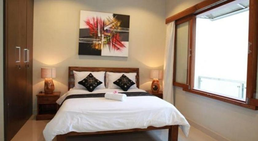 Three-Bedroom Villa - Guestroom Villa Ricky