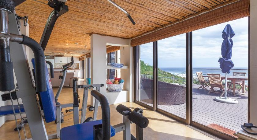 Fitness center Whale Huys Luxury Ocean Holiday Villa