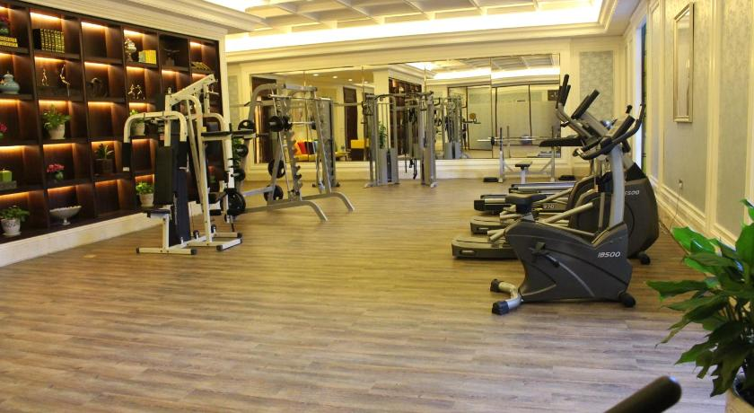Fitness center Jimo Sansheng International Hotel
