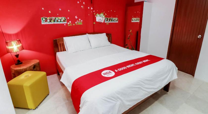Standard Double Room - Guestroom NIDA Rooms Tin Tin Number One Village
