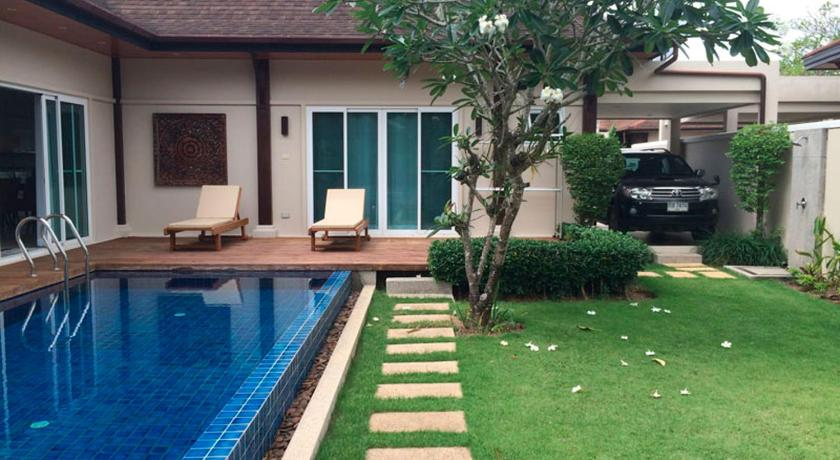 Swimming pool Pool Villa in Bang Tao