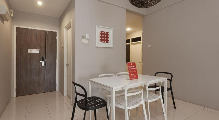 Διαμέρισμα ZEN Home Bandar Utama, 3 Bedrooms