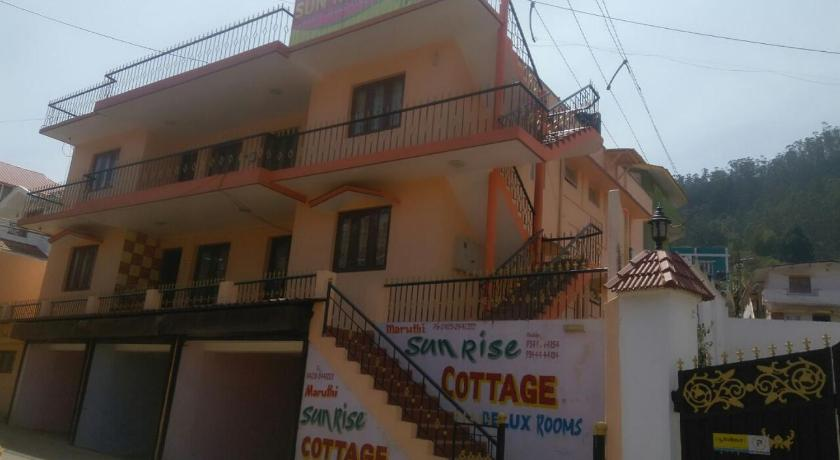 Maruthi Sunrise Cottage