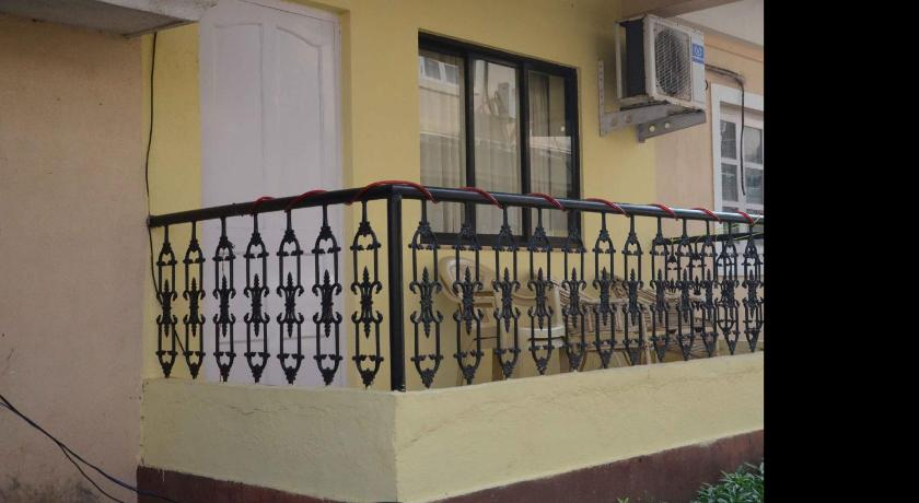 Balcony/terrace Goa Rentals - 3 BHK Apartment