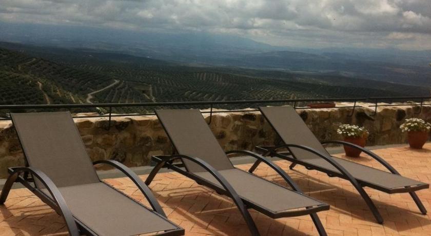 hoteles con jacuzzi en la habitaciÓn en Jaén  Imagen 31
