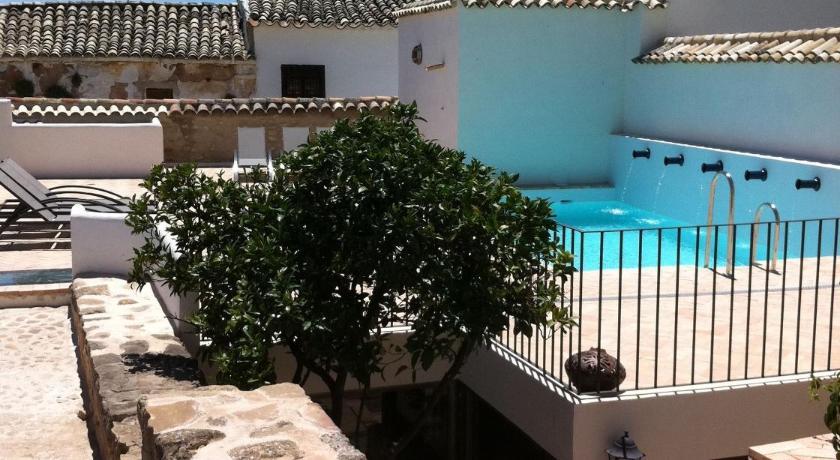 hoteles con jacuzzi en la habitaciÓn en Jaén  Imagen 12