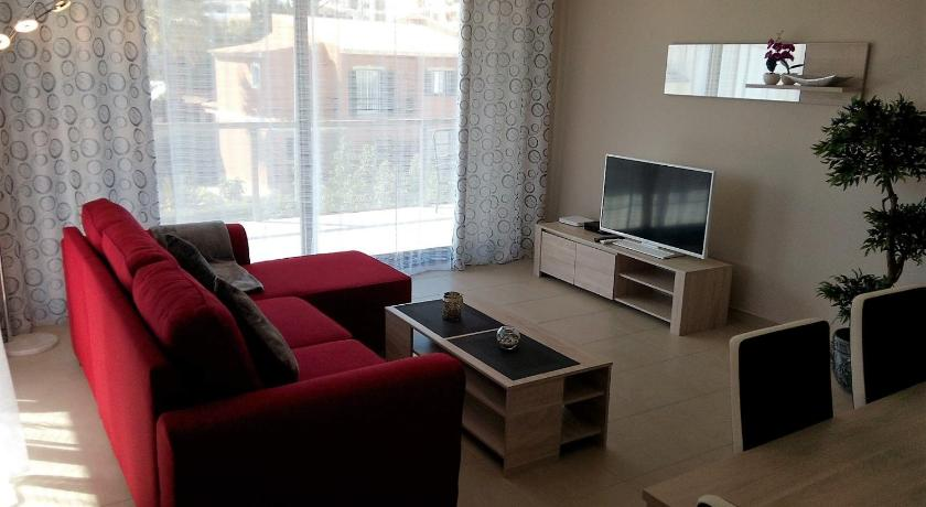 Apartment with Terrace - Separate living room Oasis Rocha Apartmens LK