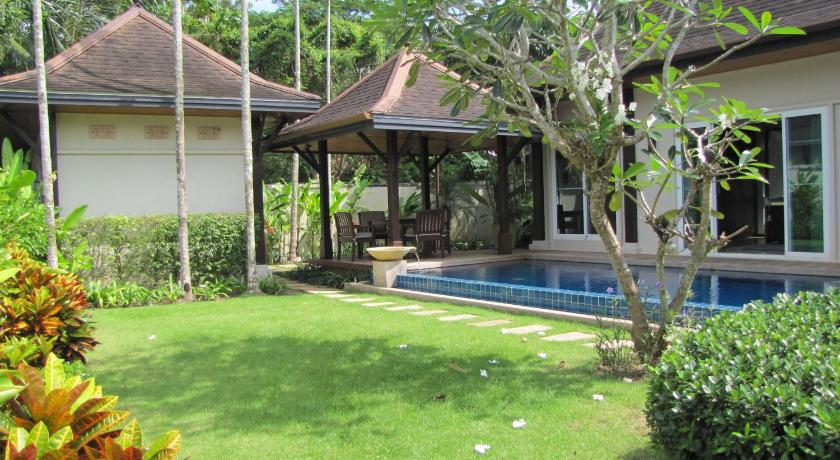 Villa With Private Pool - Garden Pool Villa in Bang Tao