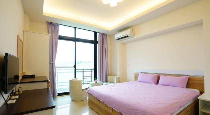 Double Room with Balcony - Guestroom Le Wu Casa