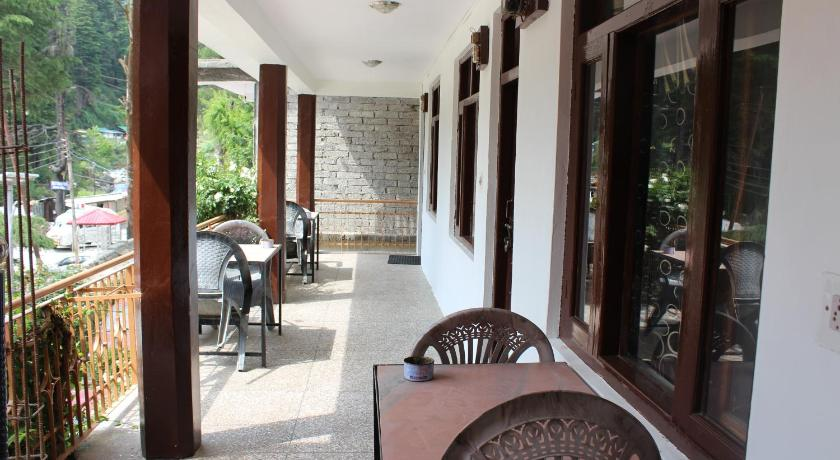 Balcony/terrace Mamta Guest House