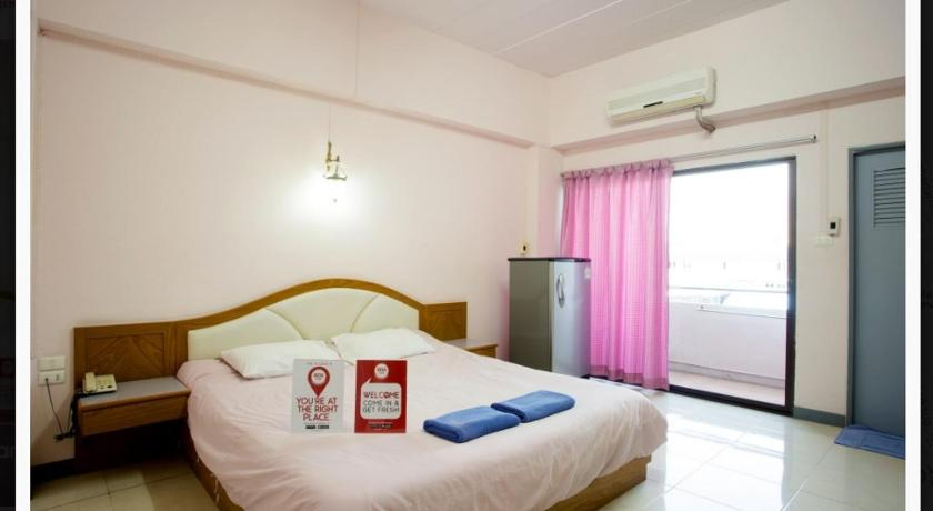Standard Double Room NIDA Rooms Mermaid Boyang 10 by the Sea