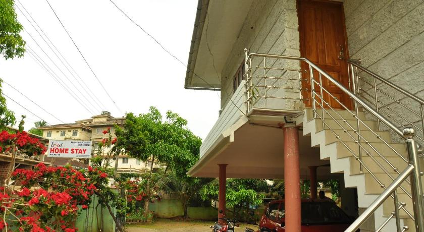 Exterior view Best Home Stay Wayanad